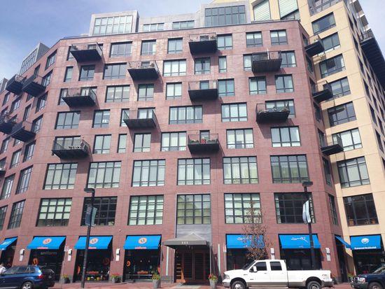 505 Tremont St UNIT 411, Boston, MA 02116