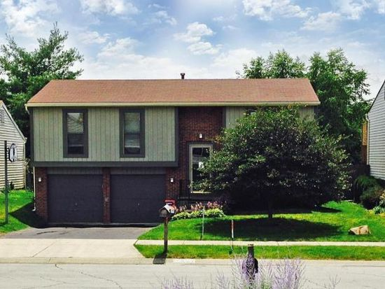 1759 Redcloud Dr, Powell, OH 43065