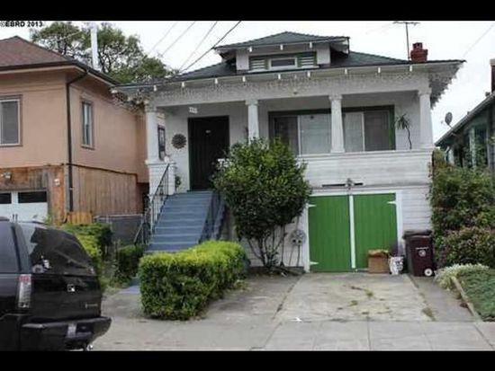 671 42nd St, Oakland, CA 94609