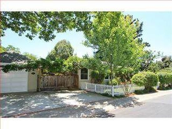 116 Blackburn Ave, Menlo Park, CA 94025