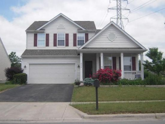 4214 Greensbury Dr, New Albany, OH 43054