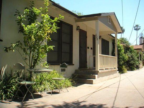 628 N Mar Vista Ave, Pasadena, CA 91106