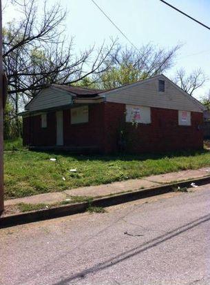 1535 Ely St, Memphis, TN 38106