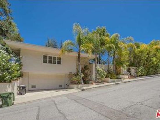 1743 Stone Canyon Rd, Los Angeles, CA 90077