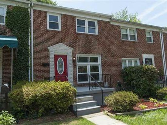 1693 Langford Rd, Baltimore, MD 21207