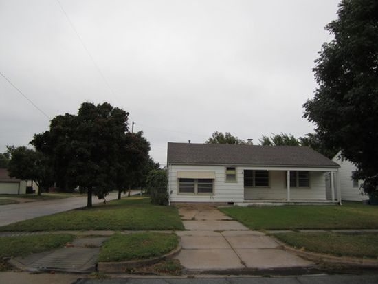2502 S Victoria Ave, Wichita, KS 67216
