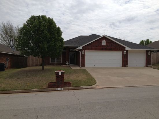 2110 Fairway Dr, Purcell, OK 73080