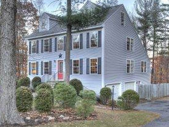54 Red Squirrel Ln, Chester, NH 03036