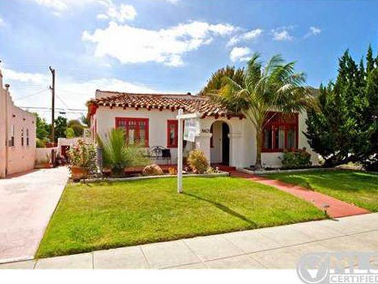 3469 Olive St, San Diego, CA 92104
