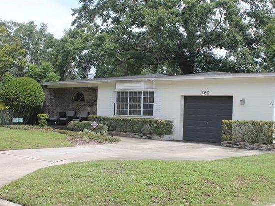 260 E Crystal Lake St, Orlando, FL 32806