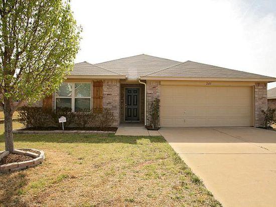 2601 Castle Pines Dr, Burleson, TX 76028