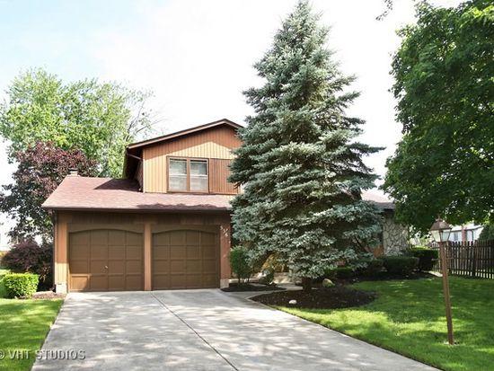 536 Hamilton Ave, Westmont, IL 60559