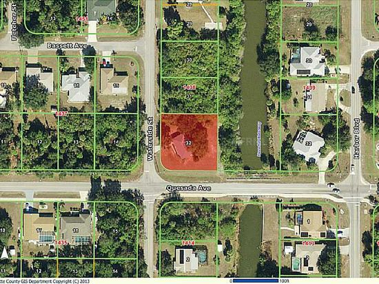 1264 Waterside St, Port Charlotte, FL 33952