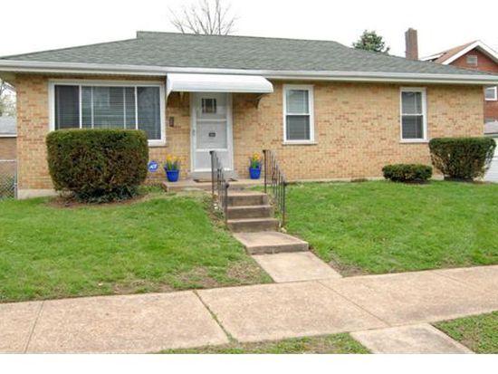 5620 Dewey Ave, Saint Louis, MO 63116