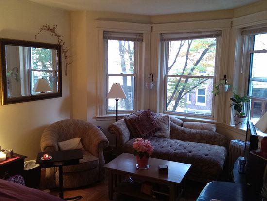 16 Queensberry St APT 10, Boston, MA 02215