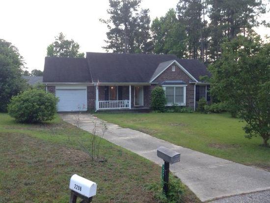2294 Dockwood Ct, Fayetteville, NC 28306