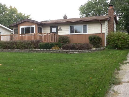 7635 Walnut Ave, Woodridge, IL 60517