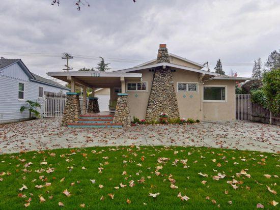 1712 Brewster Ave, Redwood City, CA 94062