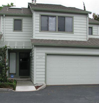1247 Sierra Village Pl, San Jose, CA 95132