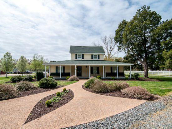 17542 John Clayton Memorial Hwy, Mathews, VA 23109