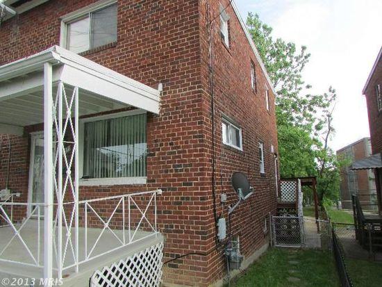 5737 Blaine St NE, Washington, DC 20019