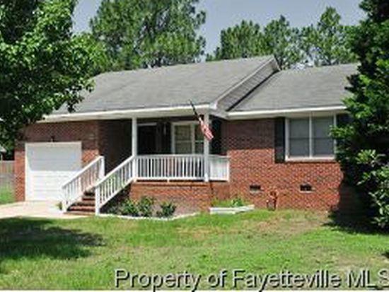 2968 Peacock St, Hope Mills, NC 28348