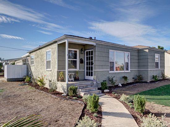6909 Hoffman Ave, La Mesa, CA 91941