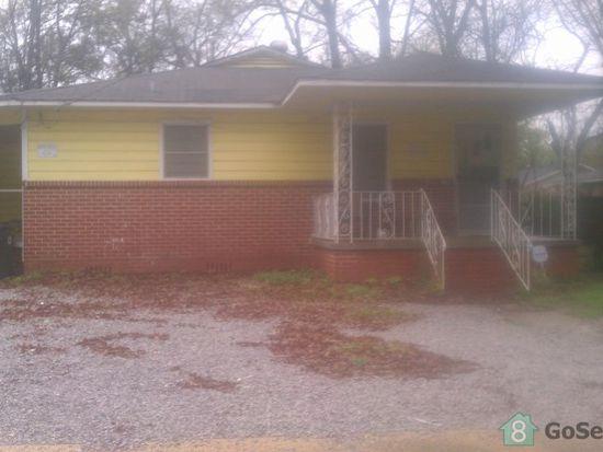 663 Gehrig Ave, Prichard, AL 36610