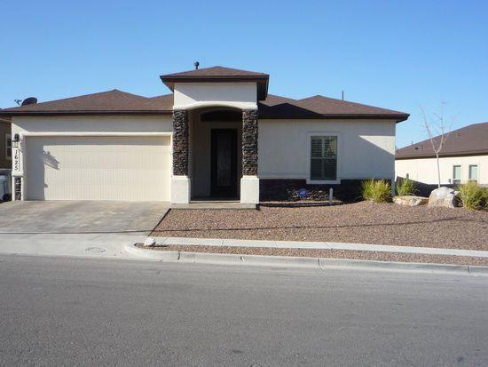 1625 Rock Dove, El Paso, TX 79911