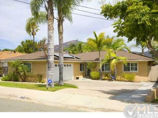 8042 June Lake Dr, San Diego, CA 92119