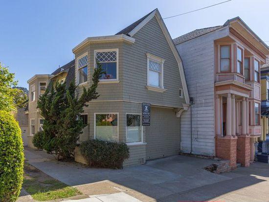 71 Parnassus Ave, San Francisco, CA 94117