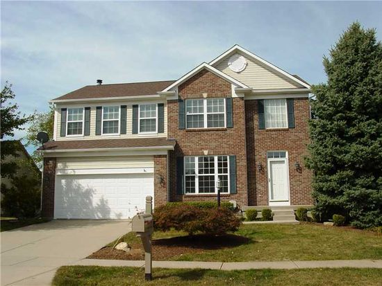13942 Brisbane Dr, Fishers, IN 46038