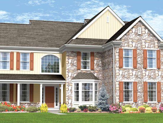 The Fredricksburg - Brookshire by Judd Builders