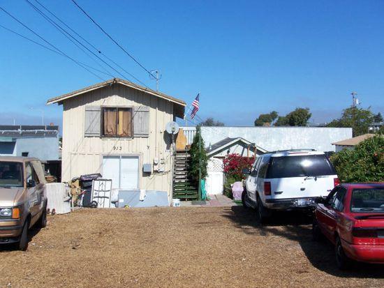 913 Trinity Ave, Seaside, CA 93955