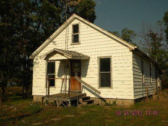 415 College St, Fort Scott, KS 66701