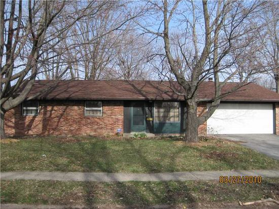 1921 Schwier Ct, Indianapolis, IN 46229
