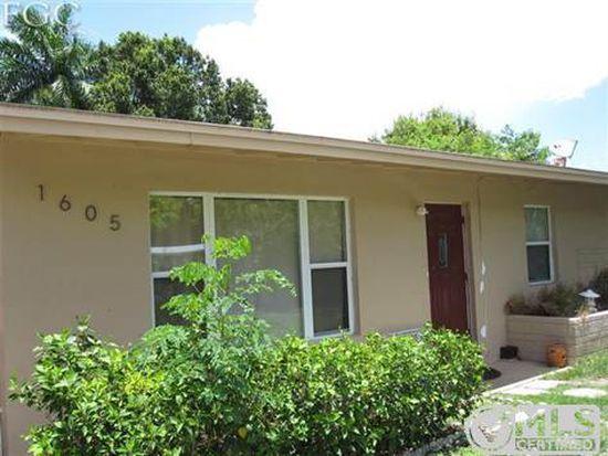 1605 Coronado Rd, Fort Myers, FL 33901