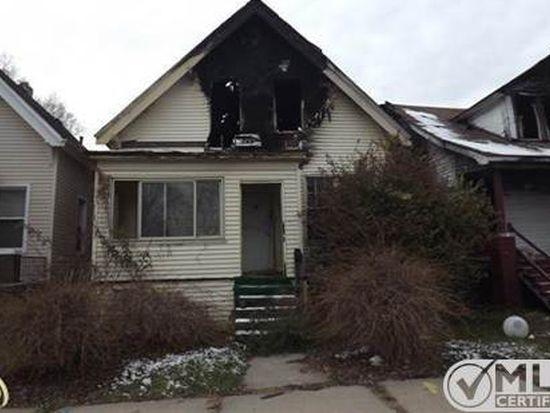 5821 Garland St, Detroit, MI 48213