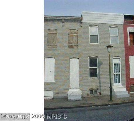 2112 Vine St, Baltimore, MD 21223
