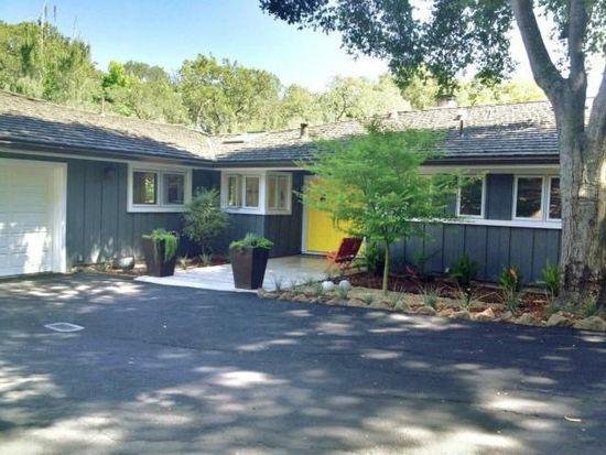 746 Woodside Dr, Woodside, CA 94062