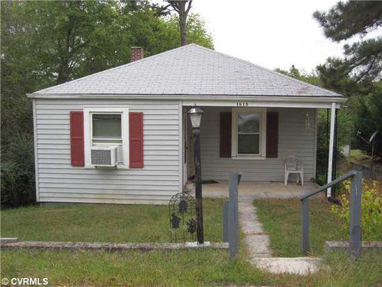1815 Roberts St, Farmville, VA 23901
