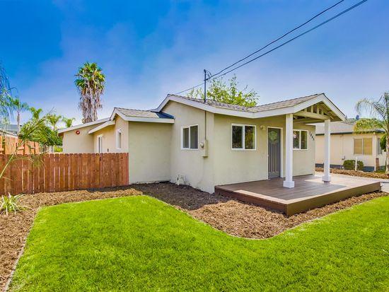 1445 Granite Hills Dr, El Cajon, CA 92019