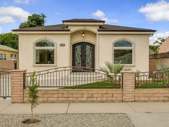 6457 Babcock Ave, North Hollywood, CA 91606