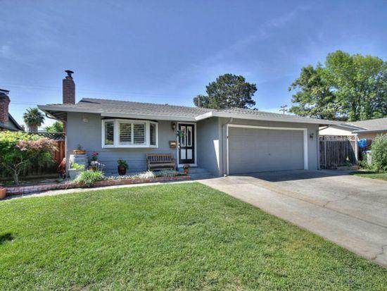 1632 Almond Blossom Ln, San Jose, CA 95124