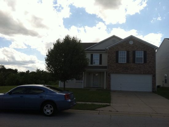8616 Aylesworth Dr, Camby, IN 46113
