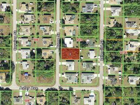 3490 Rome St, Port Charlotte, FL 33980