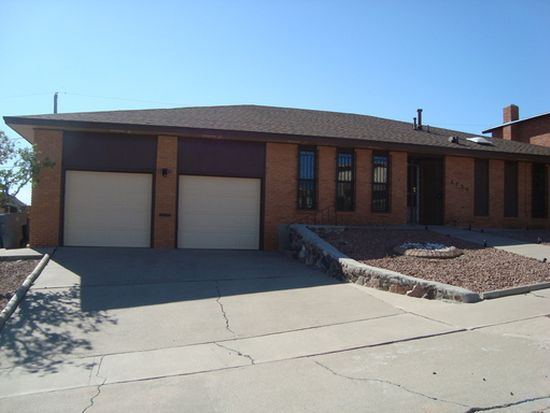 6724 Morningside Cir, El Paso, TX 79904