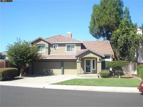 55 Flagstone Ct, Brentwood, CA 94513