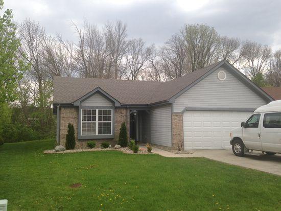 12417 Winding Creek Ln, Indianapolis, IN 46236