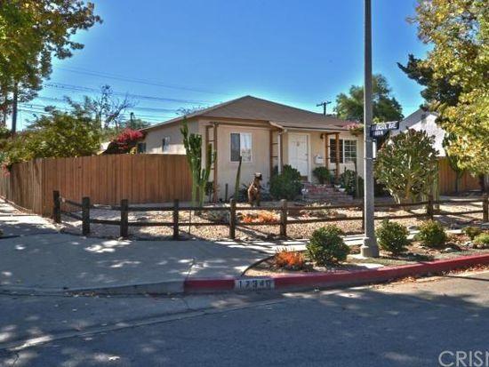 17340 Martha St, Encino, CA 91316